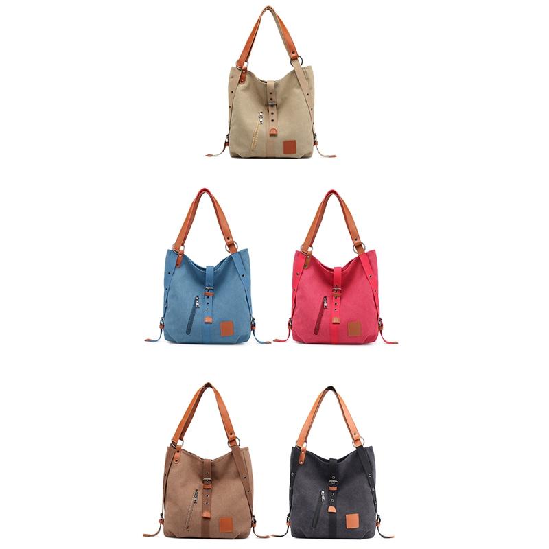 Mummy-Bag-Multifunctional-Backpack-Leisure-Women-039-s-Handbag-Large-Capacity-CW7G5 thumbnail 36
