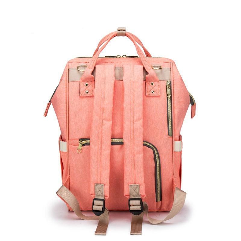 Mummy-Maternity-Nappy-Bag-Large-Capacity-Baby-Bag-Travel-Backpack-Nursing-B-U1H3 thumbnail 4