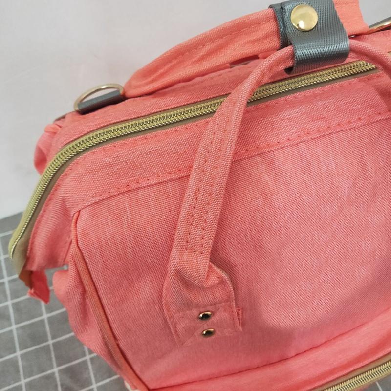 Mummy-Maternity-Nappy-Bag-Large-Capacity-Baby-Bag-Travel-Backpack-Nursing-B-U1H3 thumbnail 8
