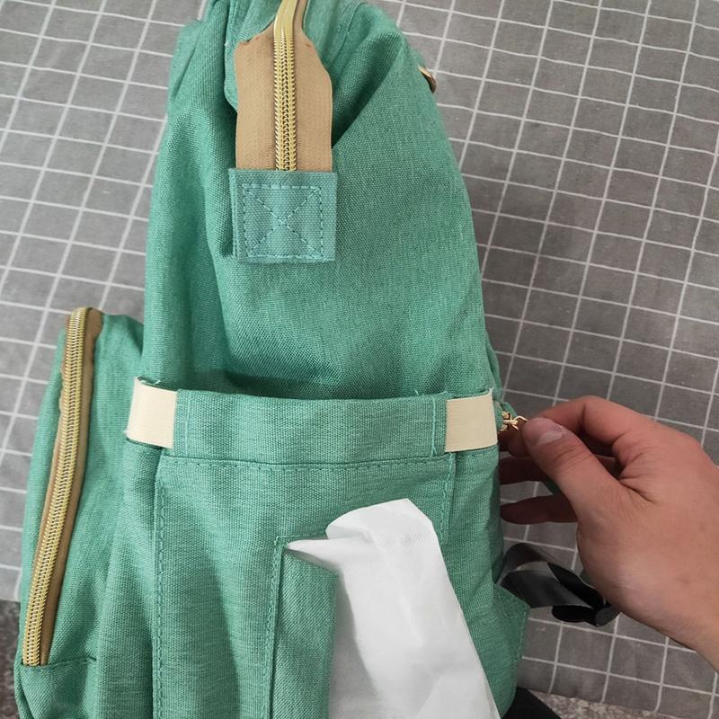 Mummy-Maternity-Nappy-Bag-Large-Capacity-Baby-Bag-Travel-Backpack-Nursing-B-U1H3 thumbnail 9
