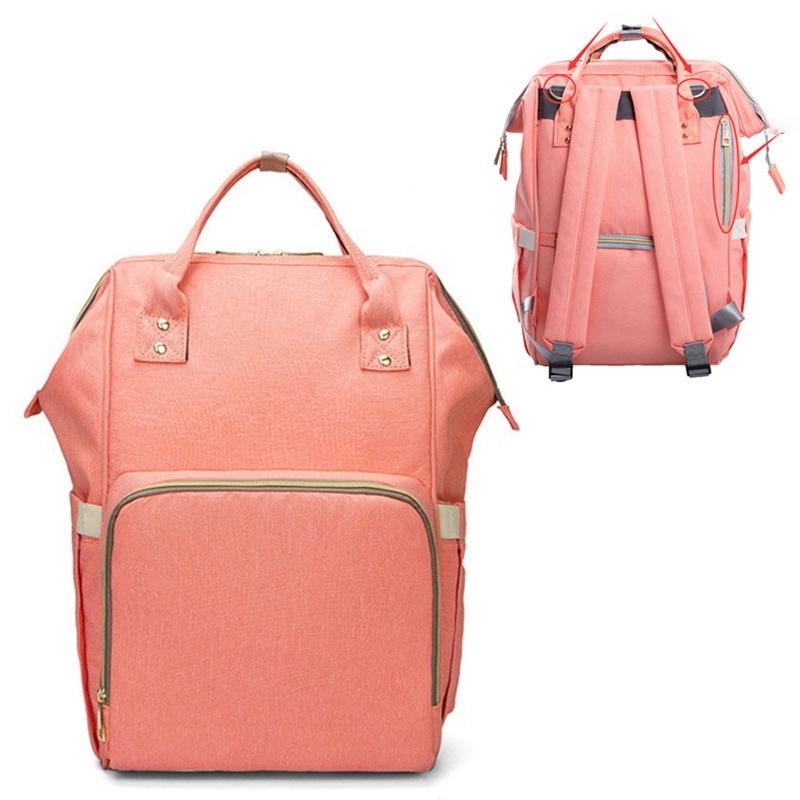 Mummy-Maternity-Nappy-Bag-Large-Capacity-Baby-Bag-Travel-Backpack-Nursing-B-U1H3 thumbnail 21