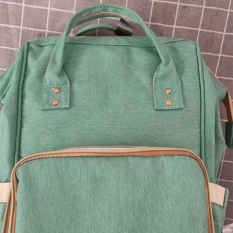 Mummy-Maternity-Nappy-Bag-Large-Capacity-Baby-Bag-Travel-Backpack-Nursing-B-U1H3 thumbnail 70
