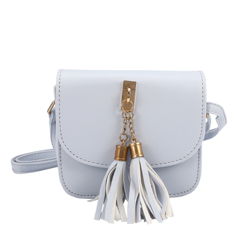 Fashion-Small-Chains-Bag-Women-Candy-Color-Tassel-Messenger-Bags-Female-Han-B2T5 thumbnail 14
