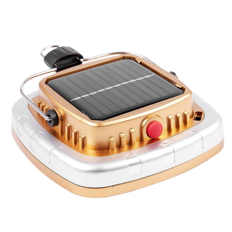 Cob-Solar-Laternen-Led-Zelt-Camping-Lampe-USB-Taschen-Lampe-Akku-Zelt-Licht-G3G7 Indexbild 4
