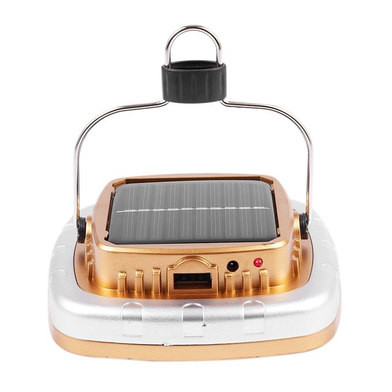 Cob-Solar-Laternen-Led-Zelt-Camping-Lampe-USB-Taschen-Lampe-Akku-Zelt-Licht-G3G7 Indexbild 7