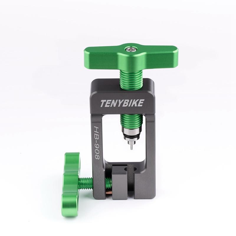VeLo-VTT-Tube-Connecteur-Olive-TeTe-Outil-D-039-Installation-Aiguille-a-Huile-P-F4Y3 miniature 5