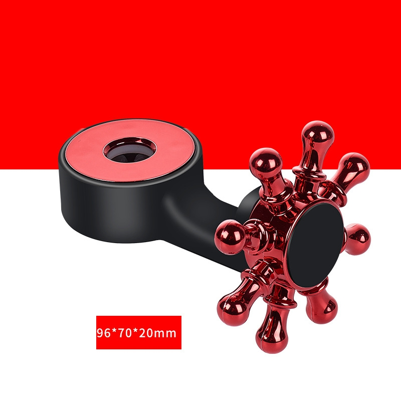 3X-2-in-1-Auto-KopfstueTze-Haken-mit-Handyhalter-RueCkenlehne-AufhaeNger-MultiM7P1 Indexbild 7