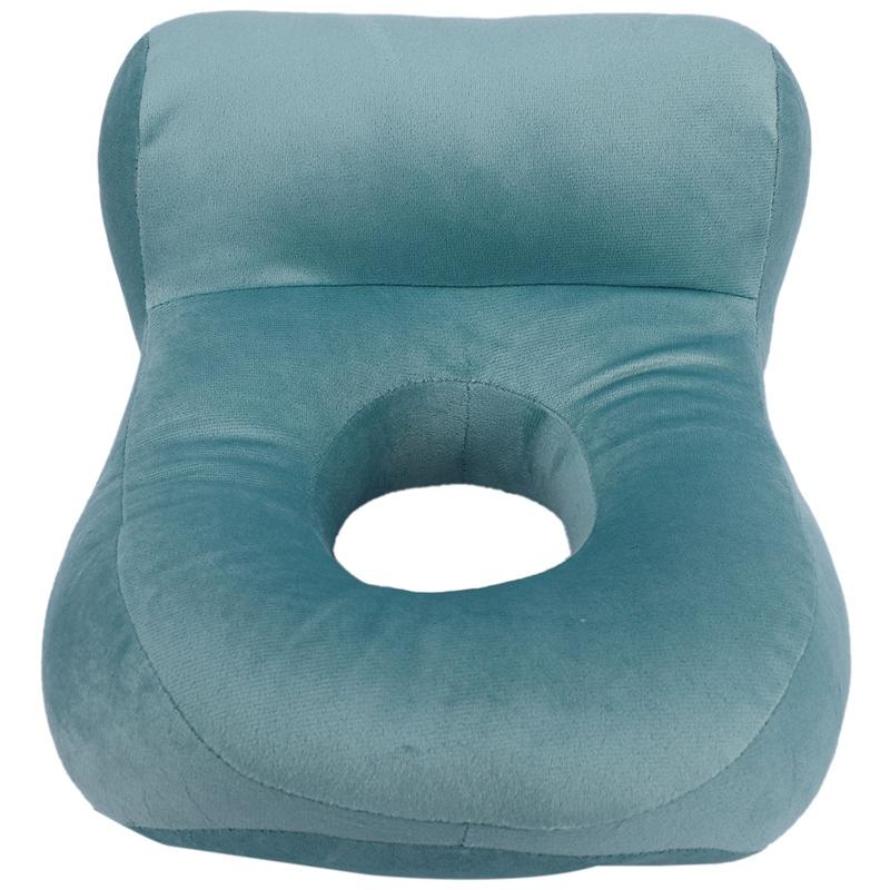 U-Shaped-Desk-Nap-Pillow-Neck-Supporter-Seat-Cushion-Headrest-Travel-Neck-P-O5S1 thumbnail 12