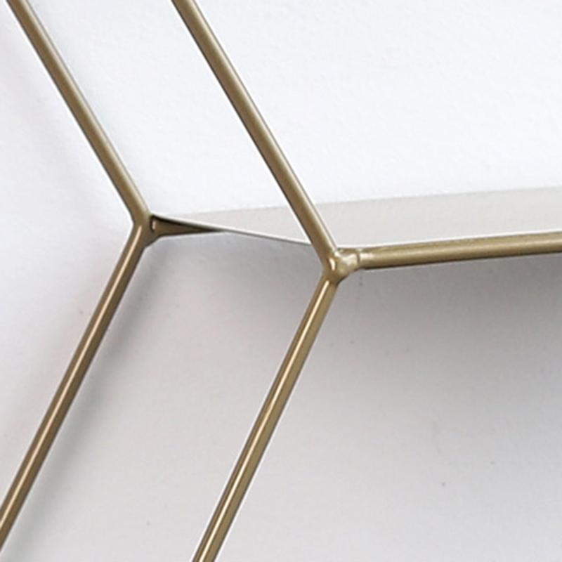Nordischen-Stil-Wandbehang-Eisen-Regal-fuer-Speicherorganisator-Lagerregal-H-O6C2 Indexbild 14