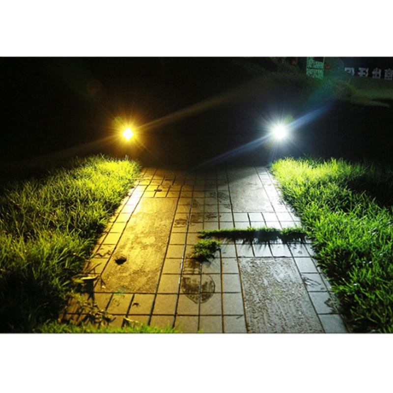 2Pcs-4-LED-Solaire-Paysage-LumieRes-ETanche-EClairage-ExteRieur-ETanche-2-E-J6K8 miniature 10