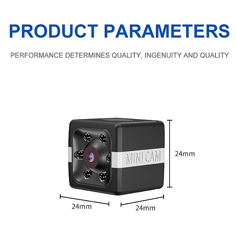 FX02-Mini-CameRa-Full-HD-1080P-CameScope-Vision-Nocturne-DeTection-de-Mouve-W4T2 miniature 5