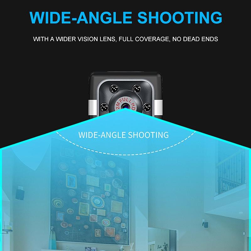 FX02-Mini-CameRa-Full-HD-1080P-CameScope-Vision-Nocturne-DeTection-de-Mouve-W4T2 miniature 9