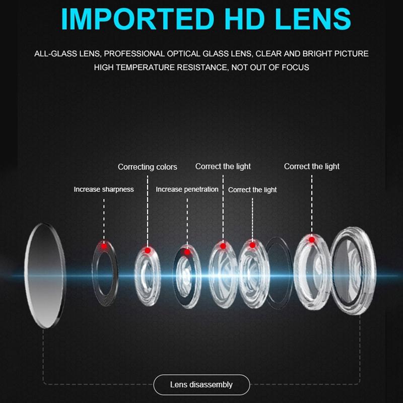 FX02-Mini-CameRa-Full-HD-1080P-CameScope-Vision-Nocturne-DeTection-de-Mouve-W4T2 miniature 19