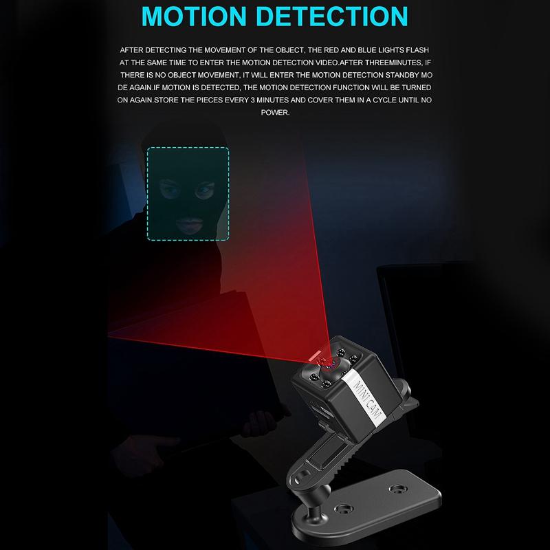 FX02-Mini-CameRa-Full-HD-1080P-CameScope-Vision-Nocturne-DeTection-de-Mouve-W4T2 miniature 26