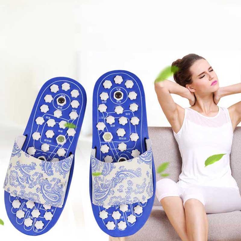 Acupressure Plantar Fasciitis Foot Massager,Jade Stone ...