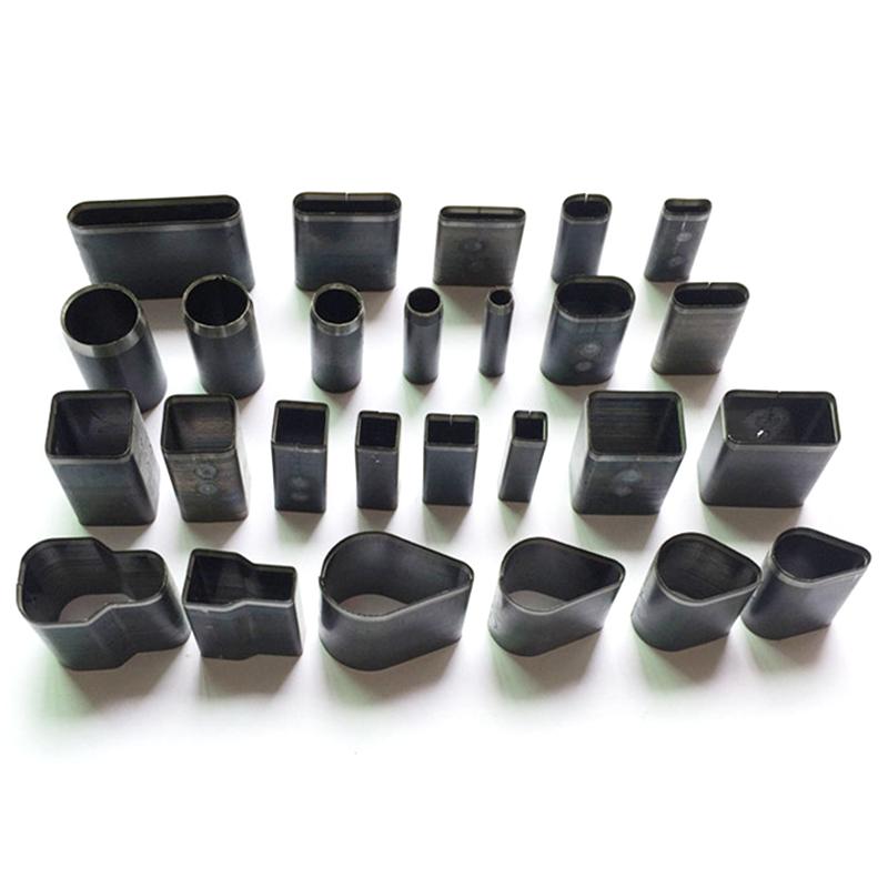 26 Loch Hohl Cutter Punch Leder Handwerk DIY Werkzeug Metall Stanzen Ledertasche