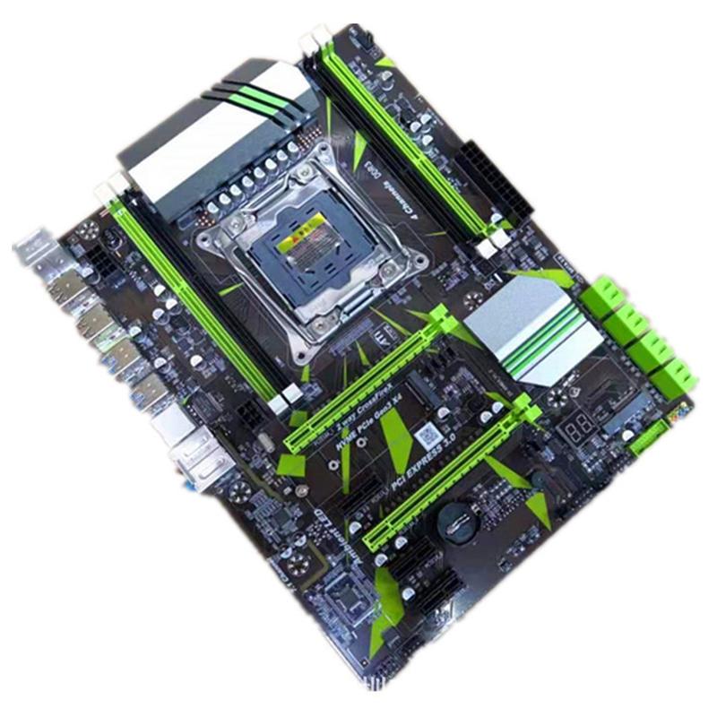 X99-LGA2011-V3-Hochgeschwindigkeitsmodul-4-Kanal-DDR3-Motherboard-Desktop-Co-TGB Indexbild 4
