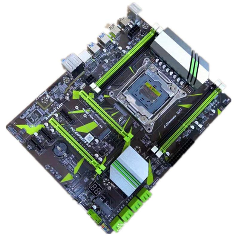 X99-LGA2011-V3-Hochgeschwindigkeitsmodul-4-Kanal-DDR3-Motherboard-Desktop-Co-TGB Indexbild 5