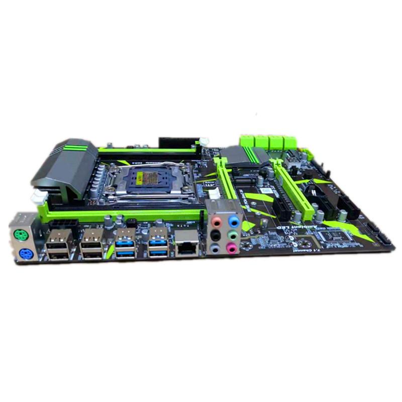 X99-LGA2011-V3-Hochgeschwindigkeitsmodul-4-Kanal-DDR3-Motherboard-Desktop-Co-TGB Indexbild 7