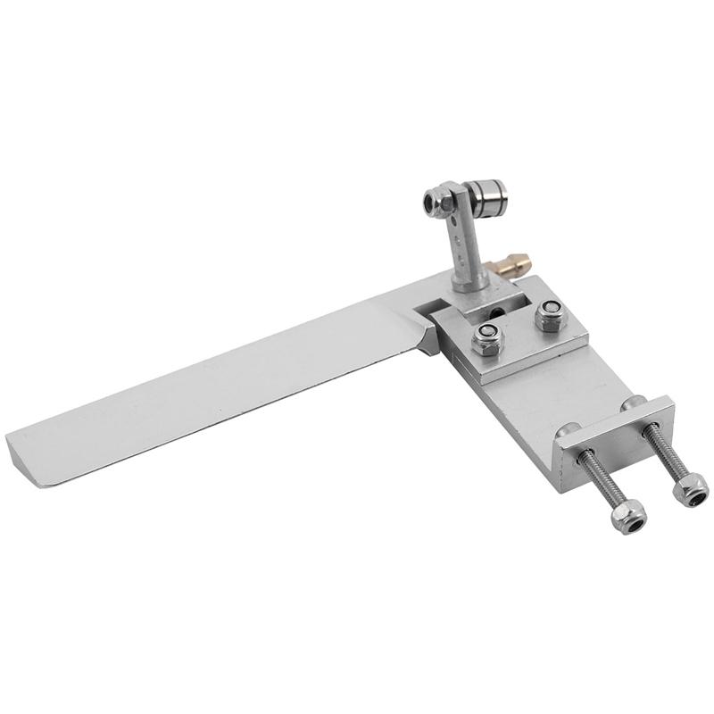 1X-Timon-Del-Barco-Rc-Largo-De-Aluminio-Con-La-Direccion-De-Absorcion-De-La-R8L6 miniatura 7