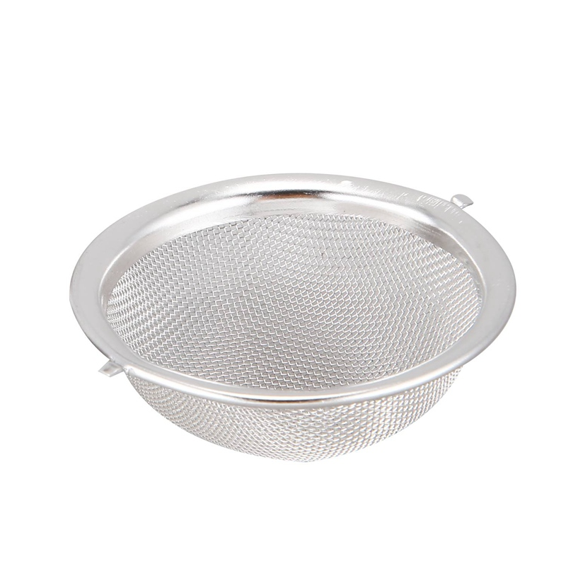 thumbnail 7 - Stainless-Steel-Rotating-Fine-Tea-Mesh-Tea-Strainer-Tea-Infuser-With-Handle-M8Z9