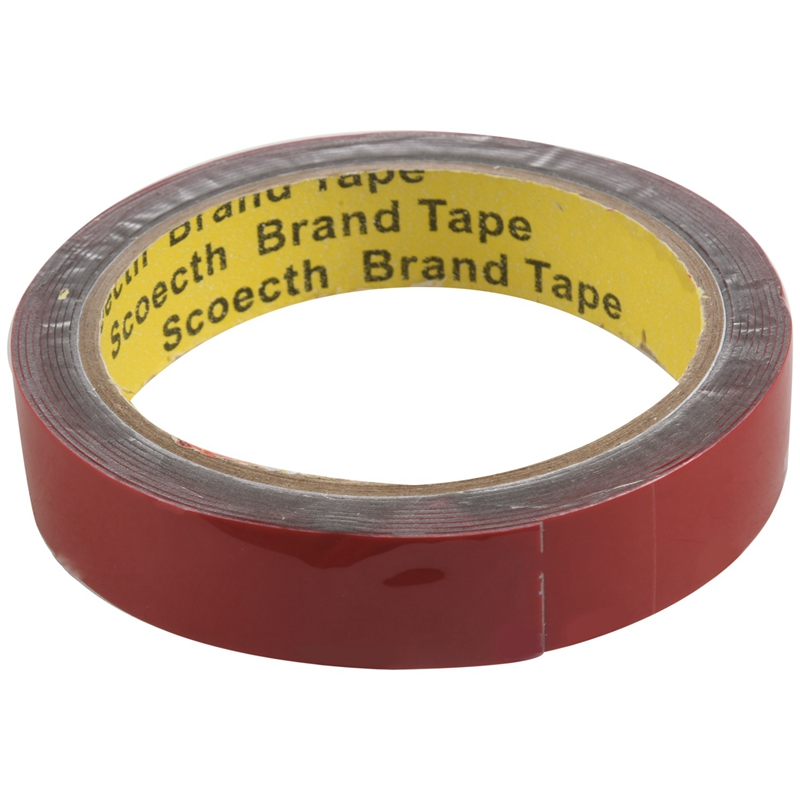 3M-Strong-Permanent-Double-Sided-Super-Sticky-Foam-Tape-Roll-For-Vehicle-T6N7 miniature 7