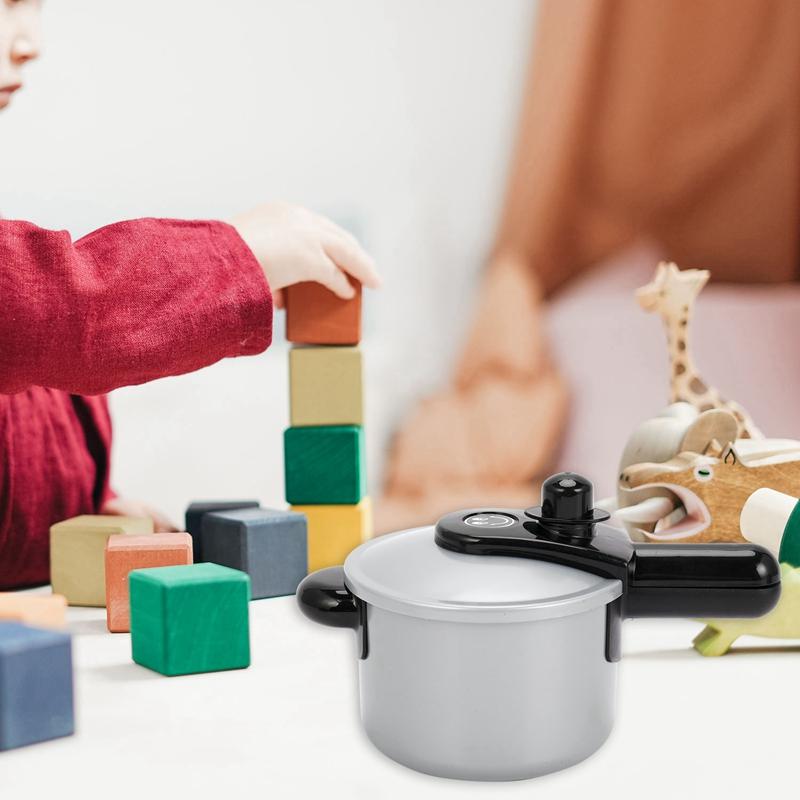 un-Set-Cucina-per-Bambini-Utensili-Da-Cucina-Accessori-Gioca-Giocattolo-Pen-W7H2 miniatura 4