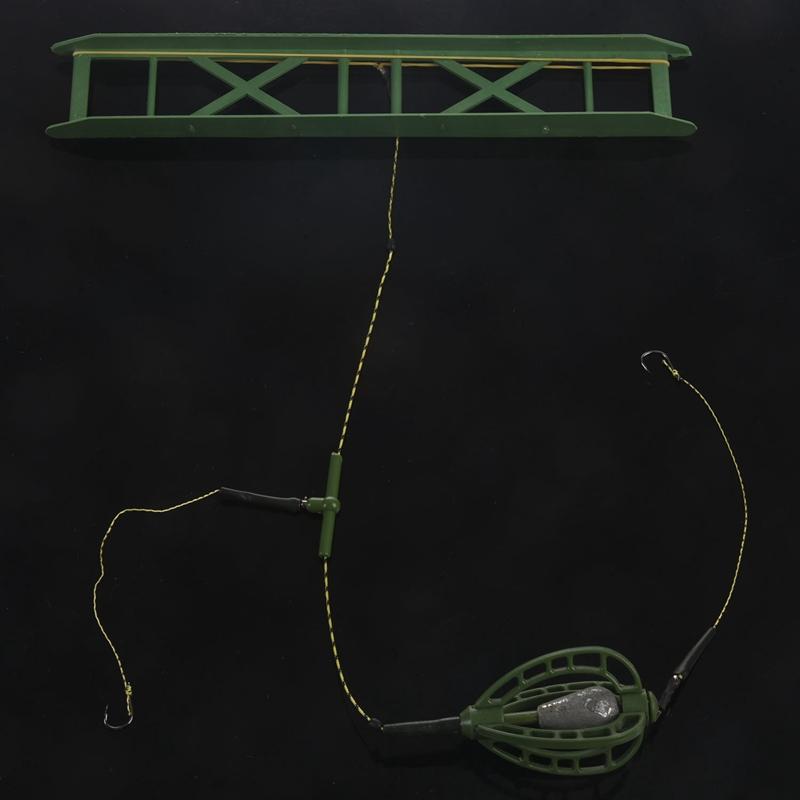 Indexbild 4 - Angeln Kunstköder Köder KäFig Feeder Basket Karpfenangeln mit Blei Platine H4Z4