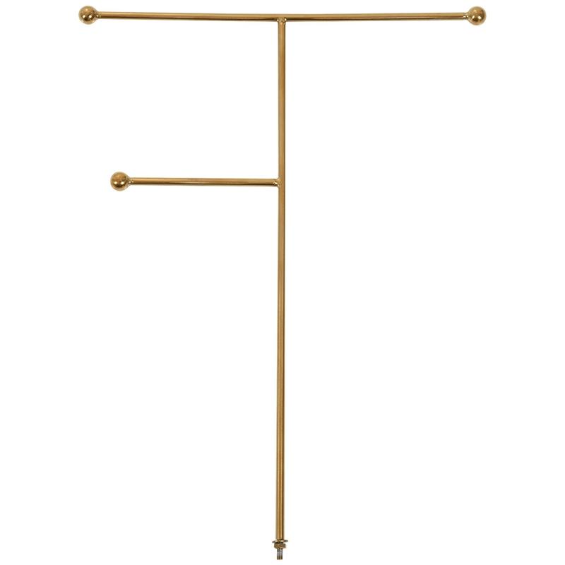 Indexbild 12 - Nordic Metall Golden Lagerregal mit Marmorsockel Chic Ins Moderner Schmuck  H3H7