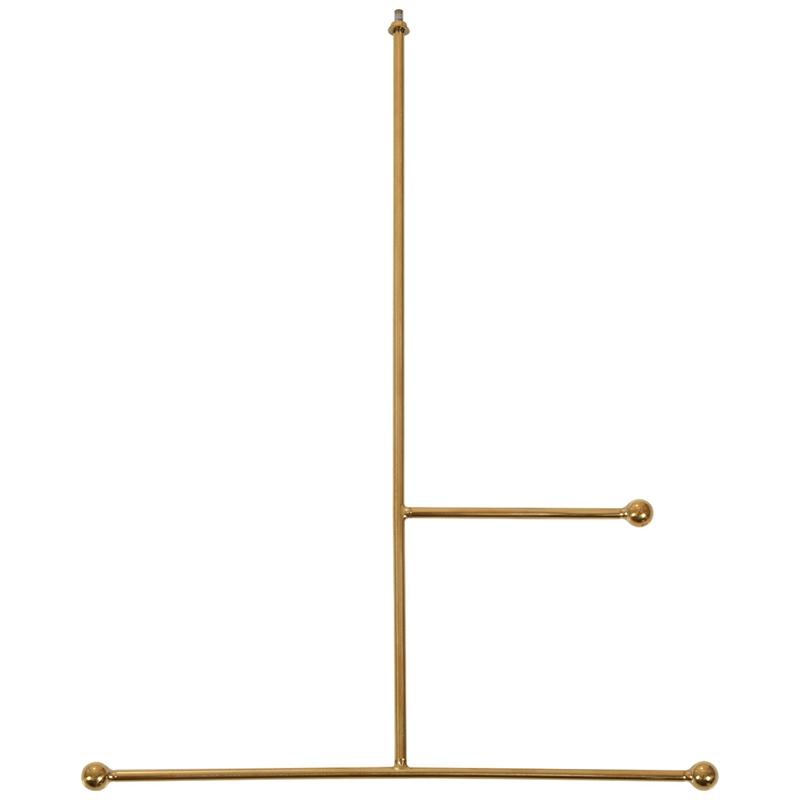 Indexbild 14 - Nordic Metall Golden Lagerregal mit Marmorsockel Chic Ins Moderner Schmuck  H3H7