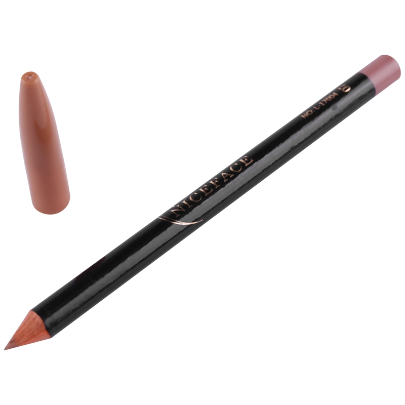 NICEFACE Lip Liner Pencil Waterproof Nude Matte Lip Liner