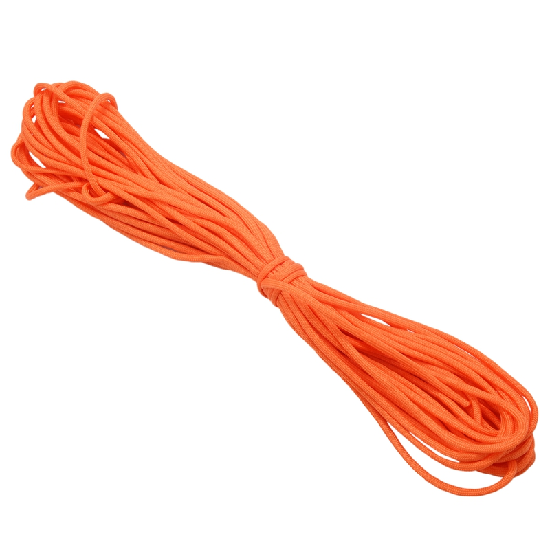 thumbnail 6 - Paracord 550 Parachute Rope 7 Core Strand for Climbing Camping Buckle Rope S8K7