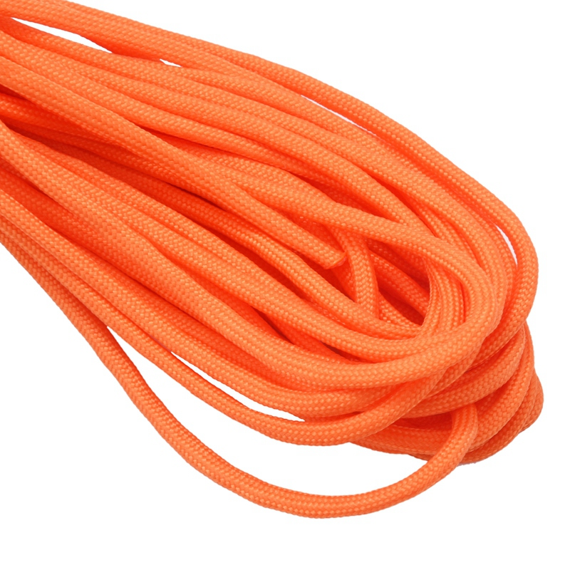 thumbnail 7 - Paracord 550 Parachute Rope 7 Core Strand for Climbing Camping Buckle Rope S8K7