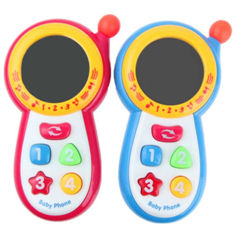 Bebe-TeleFono-Musical-Juguete-NinOs-Juguetes-Educativos-Infantil-TeleFono-M-J1O6 miniatura 5