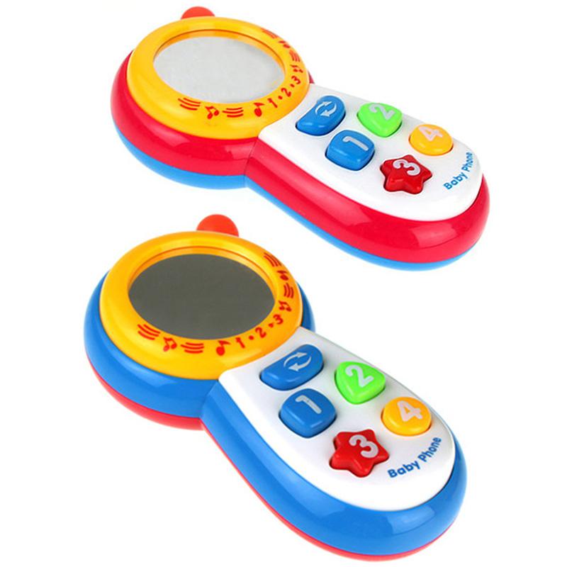 Bebe-TeleFono-Musical-Juguete-NinOs-Juguetes-Educativos-Infantil-TeleFono-M-J1O6 miniatura 9