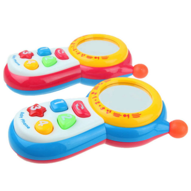 Bebe-TeleFono-Musical-Juguete-NinOs-Juguetes-Educativos-Infantil-TeleFono-M-J1O6 miniatura 12