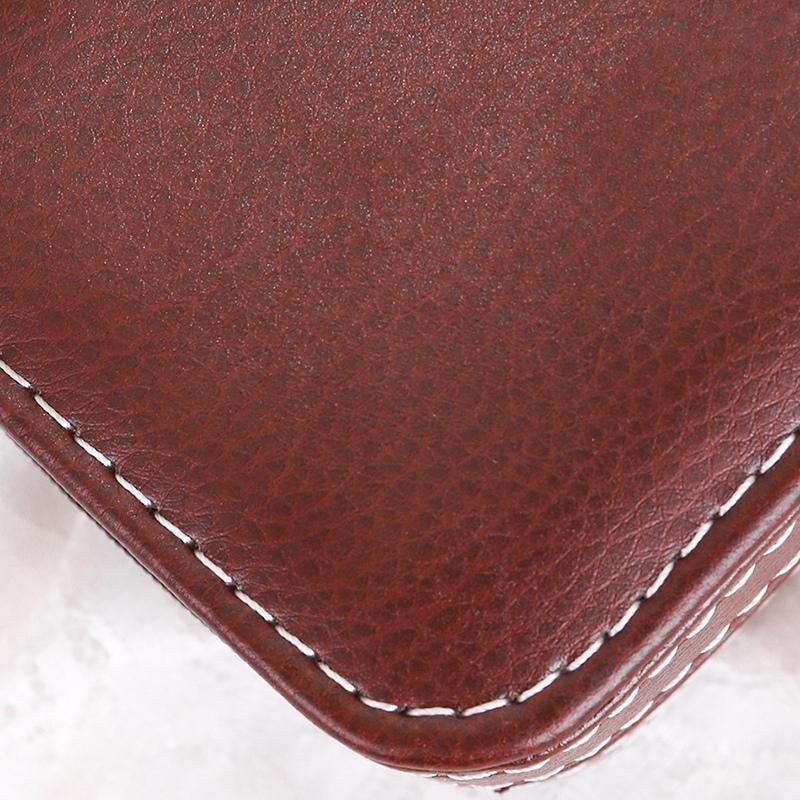 Tragbare-Schmuck-Verpackung-Aufbewahrungsbox-Halskette-Armband-Ohrring-Uhr-T-rvg Indexbild 4