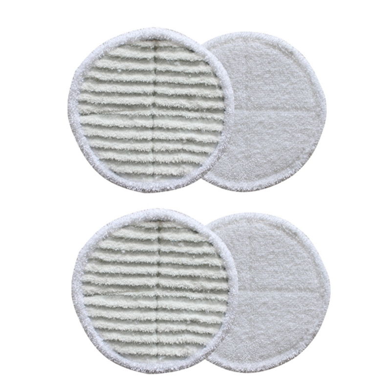 4 X Mop Pads Kit For Bissell Spinwave 2039A 2124 Powered Hard Floor Mop Durable