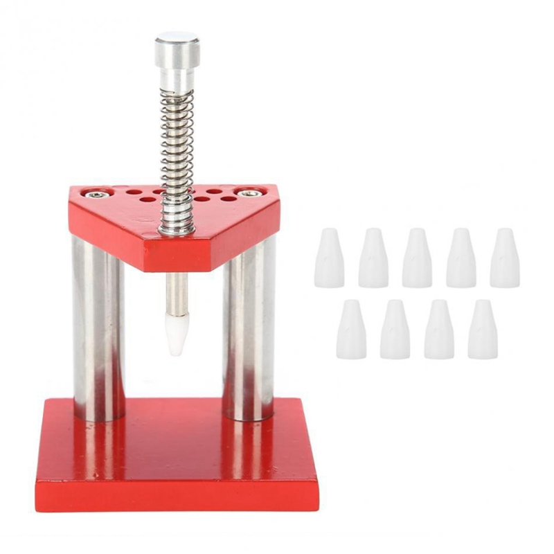 Neu D-Typ Uhr Hände Entferner Heber Schrauben Für Reparaturen Werkzeug Uhrmacher