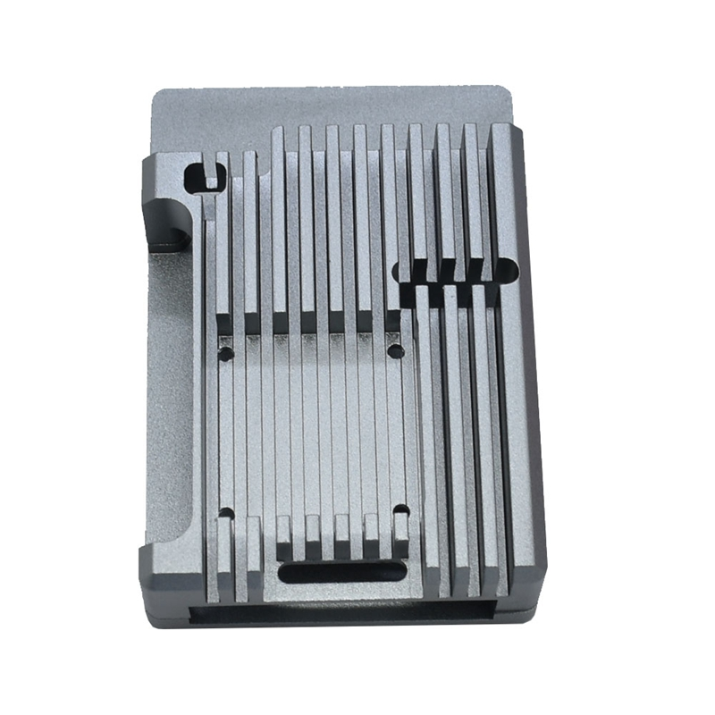 for-Raspberry-Pi-4-Aluminum-Alloy-Case-CNC-Protective-Cover-Enclosure-with-I8G6 thumbnail 13