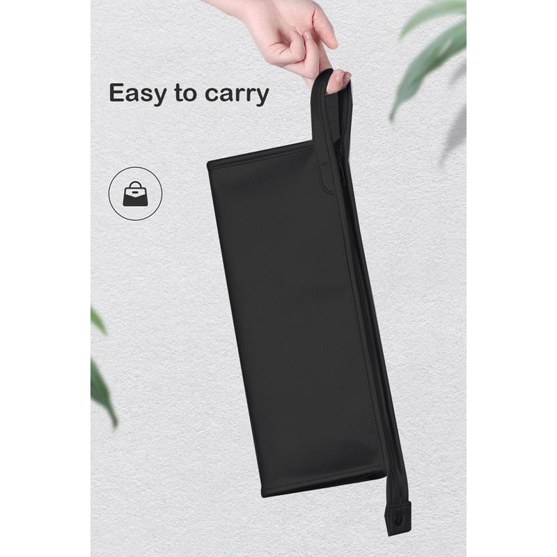 Storage-Bags-Hair-Dryer-Case-Portable-Dustproof-Organizer-Travel-Gift-Case-Y3M7 thumbnail 3