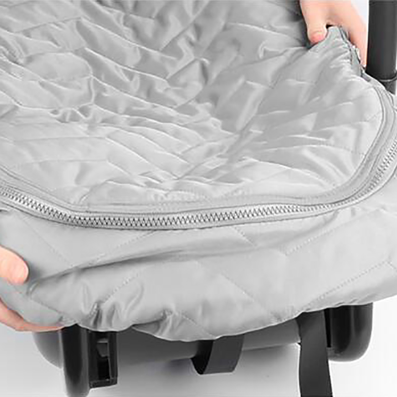 thumbnail 18 - 1X(Newborn Baby Basket Car Seat Cover Infant Carrier Winter Cold Weather Re M1O3