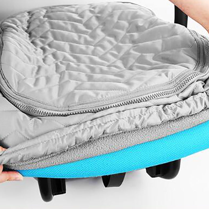 thumbnail 19 - 1X(Newborn Baby Basket Car Seat Cover Infant Carrier Winter Cold Weather Re M1O3