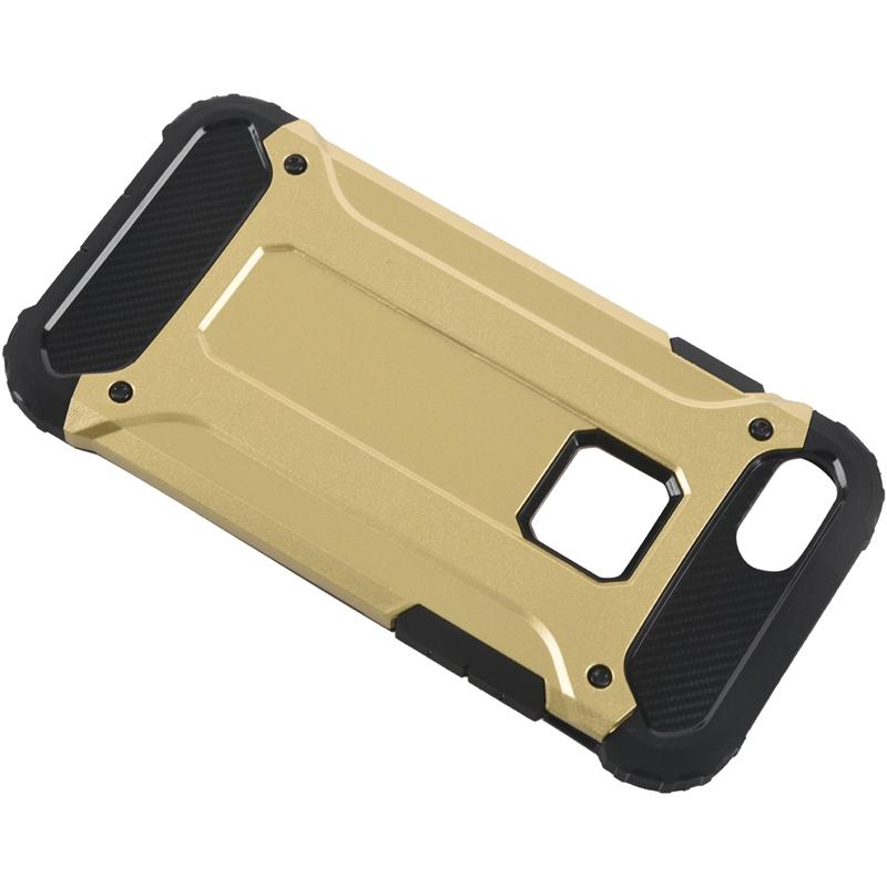 Indexbild 11 - für IPhone 7 Fall StoßDäMpfende Anti-Kratz-Dual-Layer-SchutzhüLle für Den H G4X1