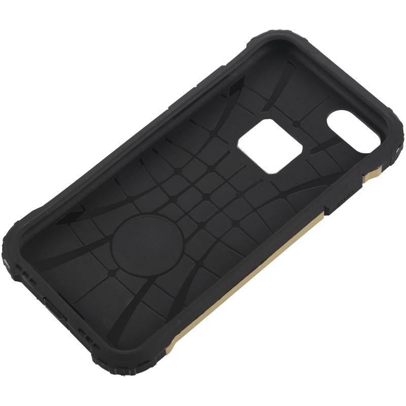 Indexbild 15 - für IPhone 7 Fall StoßDäMpfende Anti-Kratz-Dual-Layer-SchutzhüLle für Den H G4X1