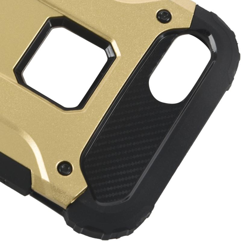 Indexbild 16 - für IPhone 7 Fall StoßDäMpfende Anti-Kratz-Dual-Layer-SchutzhüLle für Den H G4X1