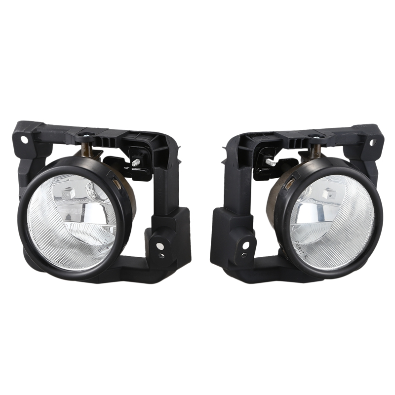 2PCS Front Bumper Fog Light Fog Lamp For HONDA Euro ACCORD