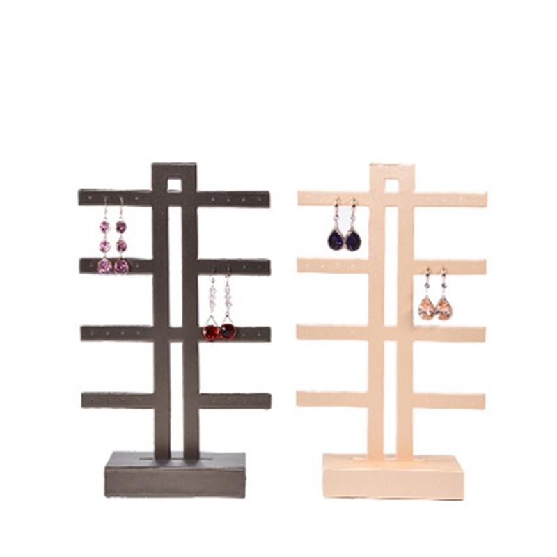 Indexbild 7 - Schmuck Display Rack Standhalter Ohrringe Hanging Organizer C6N3