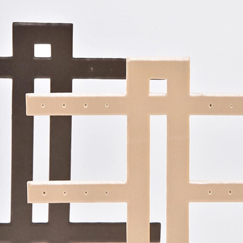 Indexbild 18 - Schmuck Display Rack Standhalter Ohrringe Hanging Organizer C6N3