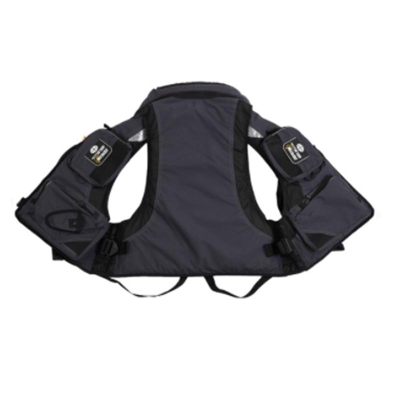 PROTACKLE-Adult-Adjustable-Buoyancy-Aid-Swimming-Boating-Sailing-Fishing-Ka-R5O1 thumbnail 6